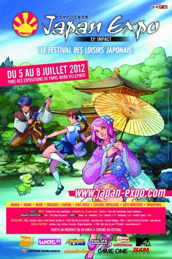 Japan Expo 13e Impact