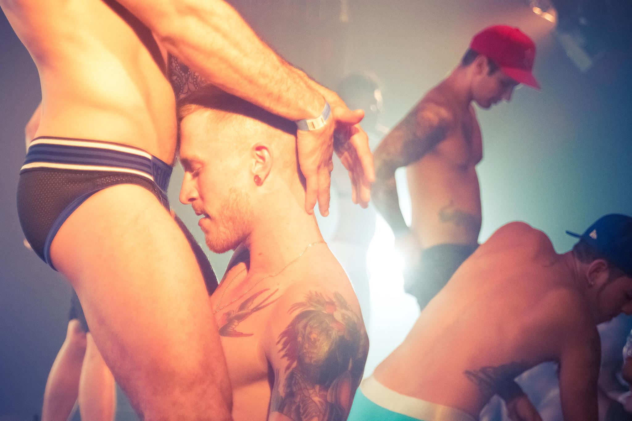 Gay Pride NYC: 20 Something (NSFW)