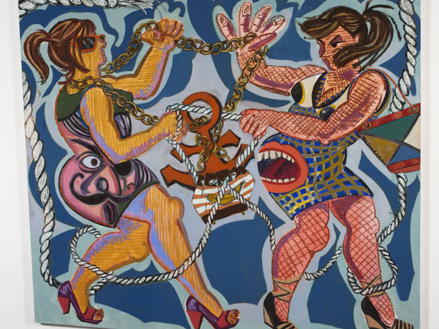 "Ella Kruglyanskaya, ""Woman! Painting! Woman!"""