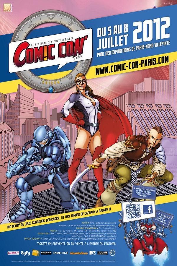 Comic Con'