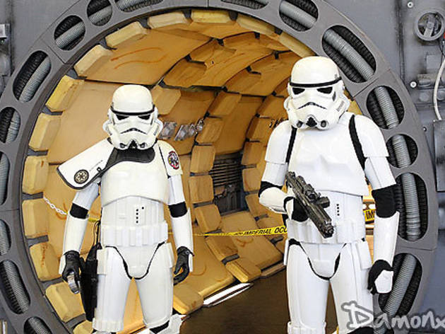 Storm troopers en faction (© Damonx.com)