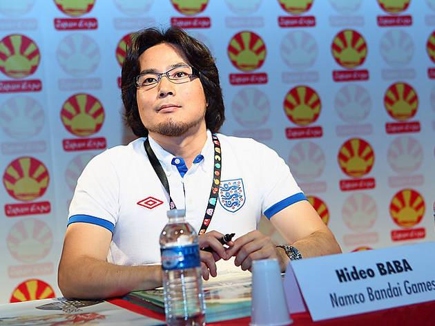 (Hideo Baba, producteur de la série de jeux vidéo 'Tales Of' / © Comic Con')