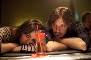 Madeline Zima and Lukas Haas in Crazy Eyes