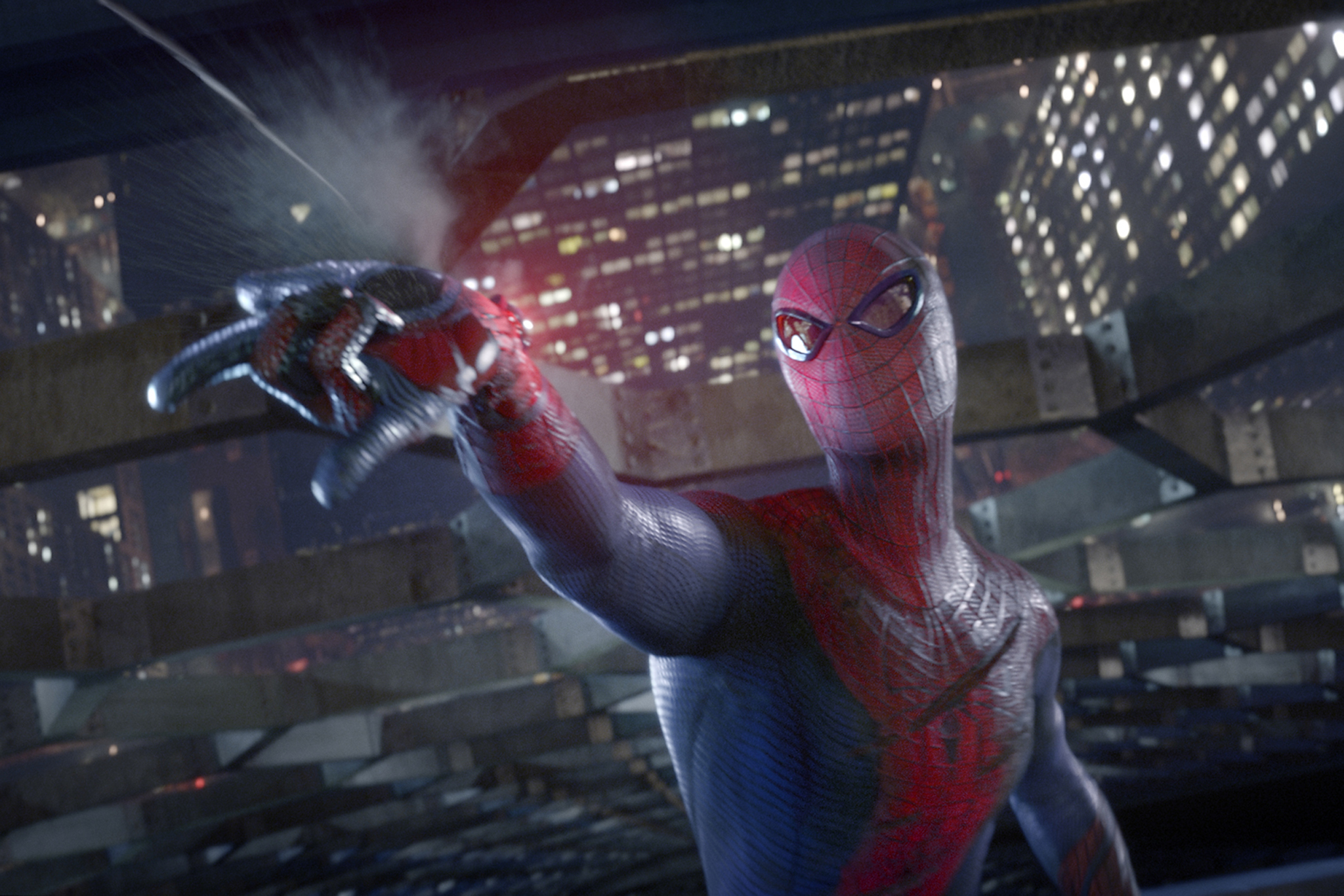 2012: 'The Amazing Spider-Man'