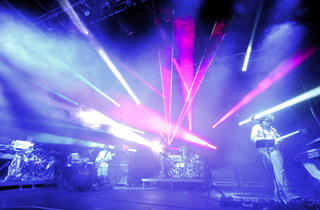 Disco Biscuits at Camp Bisco
