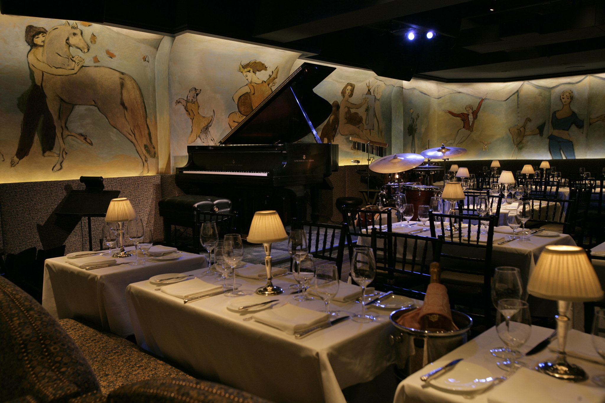Café Carlyle (in the Carlyle Hotel)