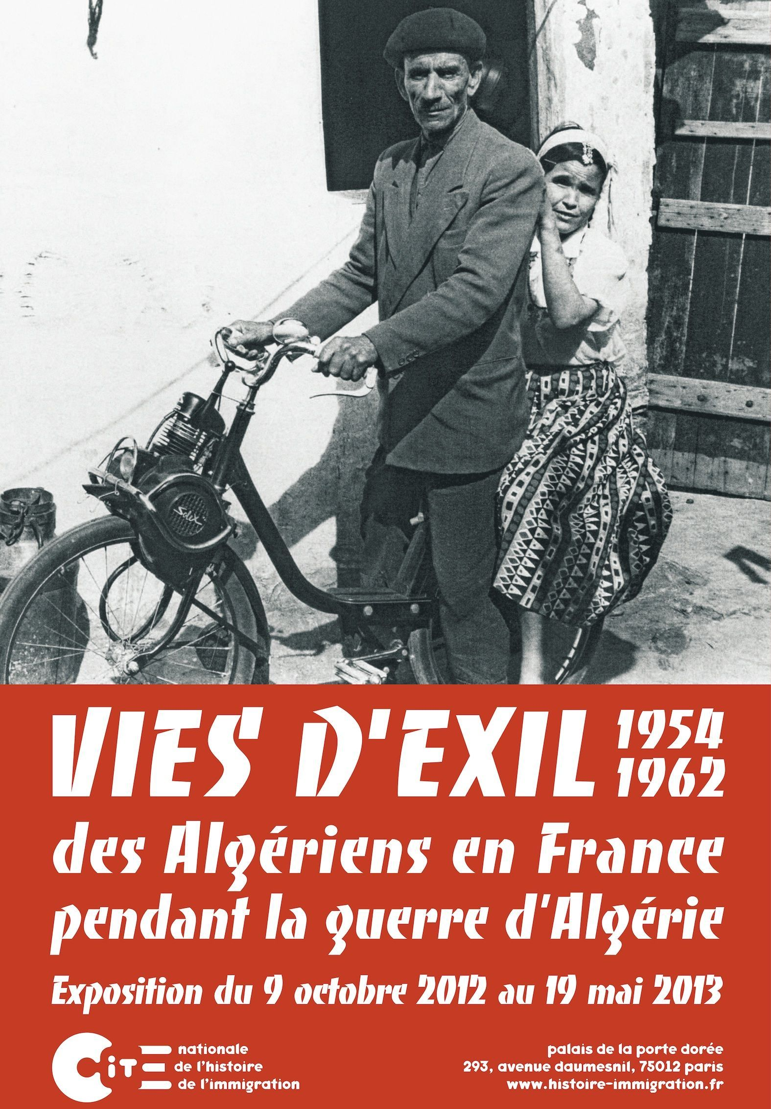 Vies d'exil