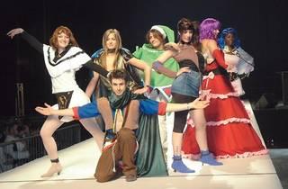 (Une équipe de cosplayers / © DR)