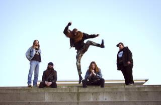 Black Breath + Martydöd + The Secret + Burning Love + Acephalix + Grudges