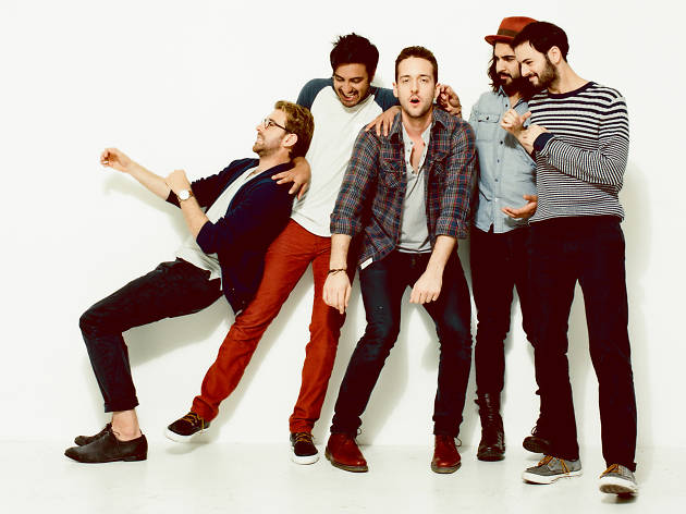 Lollapalooza 2014: Young the Giant