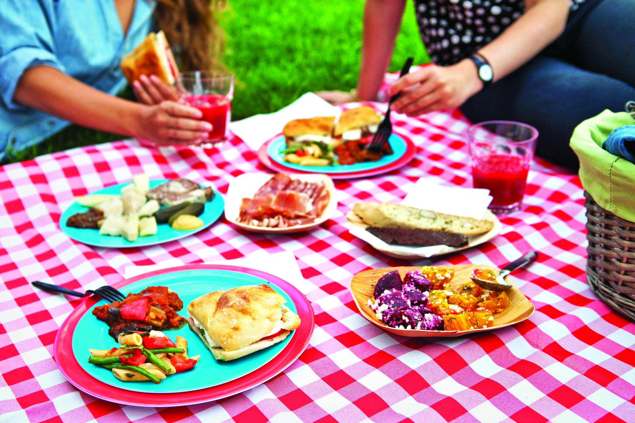Crush your picnic game at the park