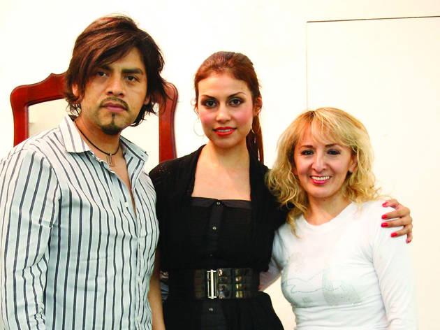 Jaime Chávez Salon