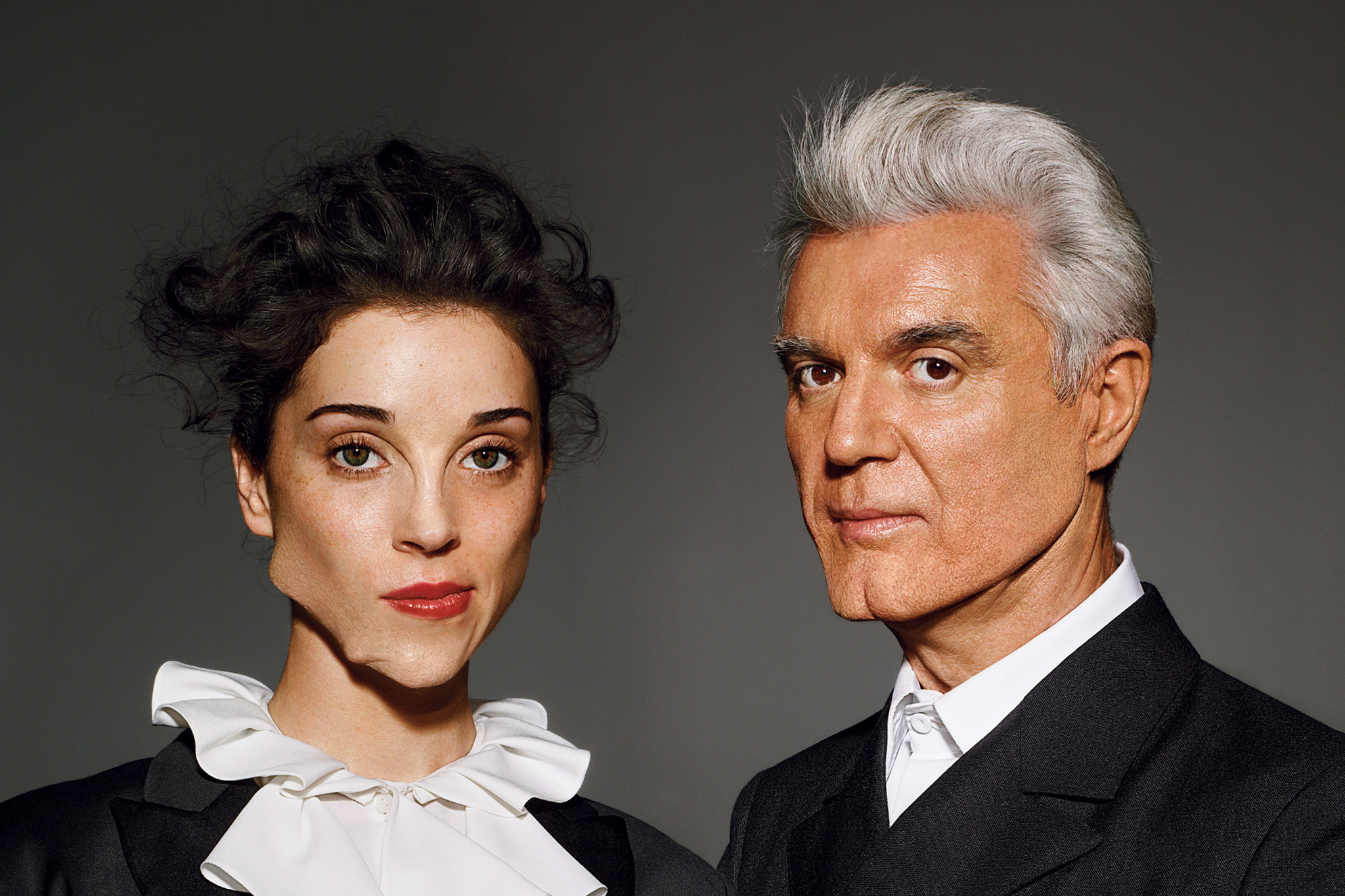 David Byrne and St. Vincent perform at Williamsburg Park, one of Time Out's 101 things to do in New York City in the fall