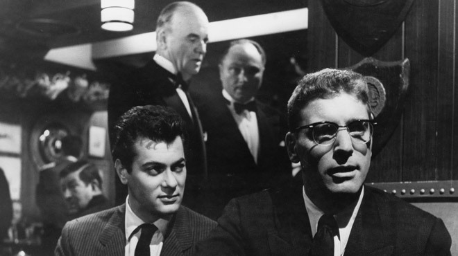 New York movies: Sweet Smell of Success (1957)