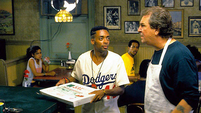 New York movies: Do the Right Thing (1989)
