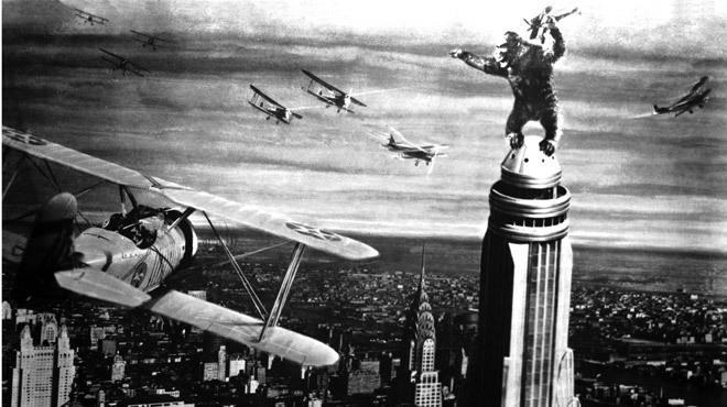 New York movies: King Kong (1933)
