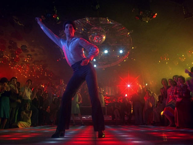 New York movies: Saturday Night Fever (1977)