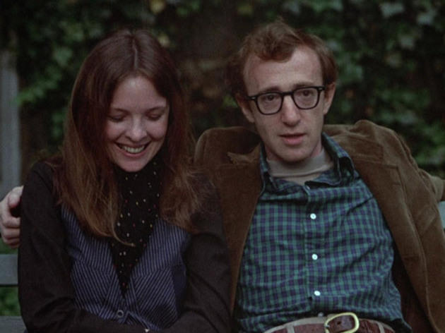 New York movies: Annie Hall (1977)