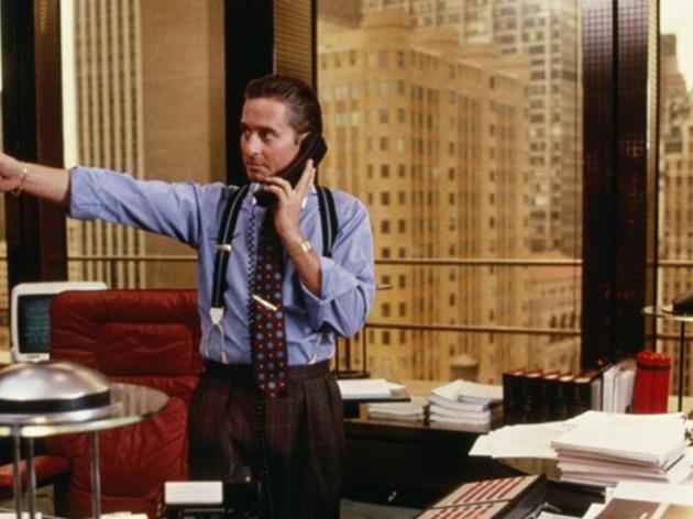 New York movies: Wall Street (1987)