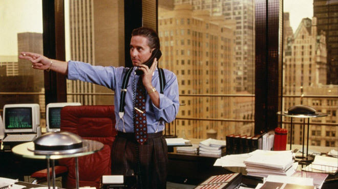 New York movies: Wall Street (1987)