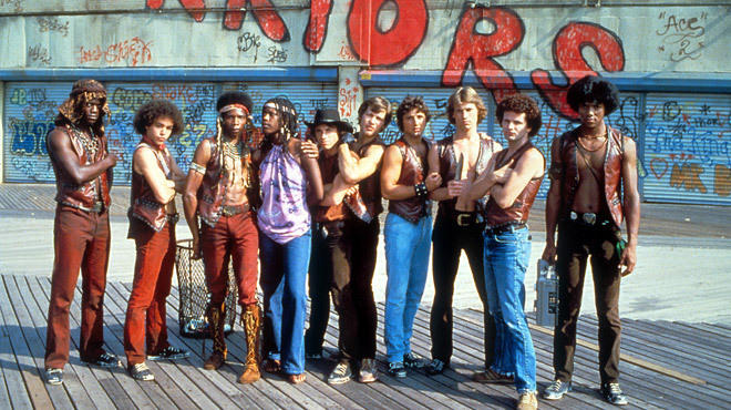 New York movies: The Warriors (1979)
