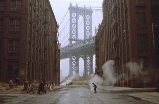 New York movies: Once Upon a Time in America (1984)