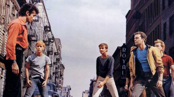 New York movies: West Side Story (1961)
