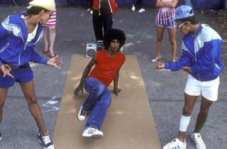 New York movies: Wild Style (1983)