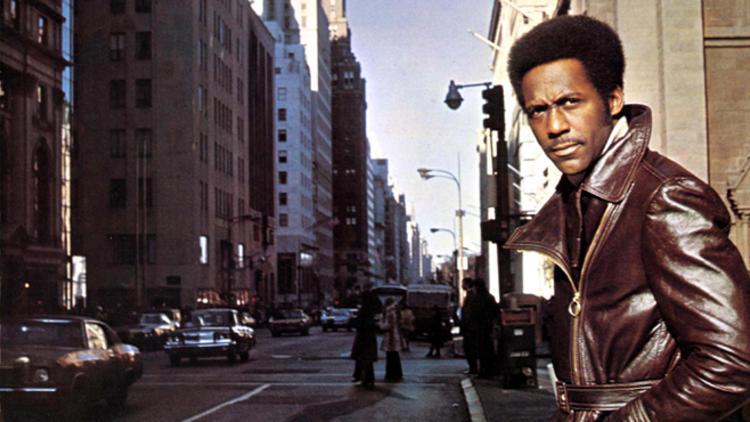 New York movies: Shaft (1971)