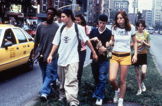 New York movies: Kids (1995)