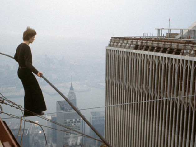 New York movies: Man on Wire (2008)