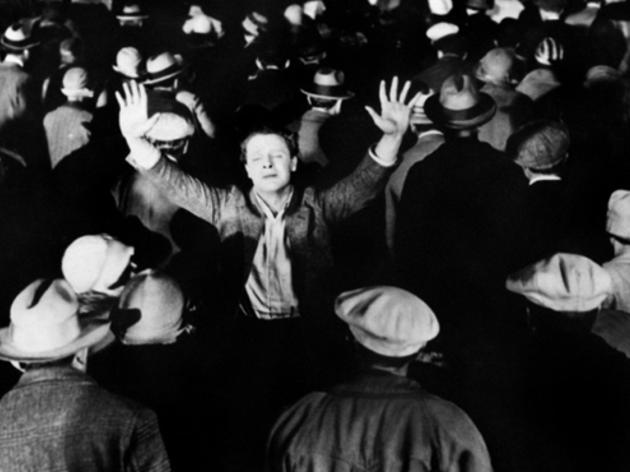 New York movies: The Crowd (1928)