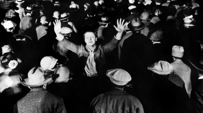 New York movies: The Crowd (1928)