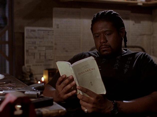 New York movies: Ghost Dog: the Way of the Samurai (1999)
