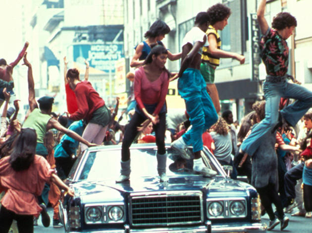 New York movies: Fame (1980)
