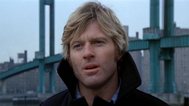 New York movies: Three Days of the Condor (1975)