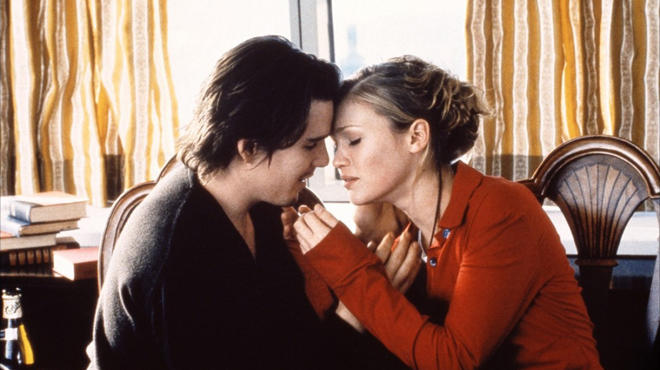 New York movies: Hamlet (2000)