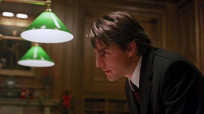 New York movies: Eyes Wide Shut (1999)