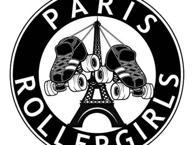 Match de roller derby / Paris vs Berlin