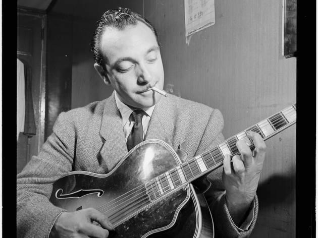 Django Reinhardt, swing de Paris
