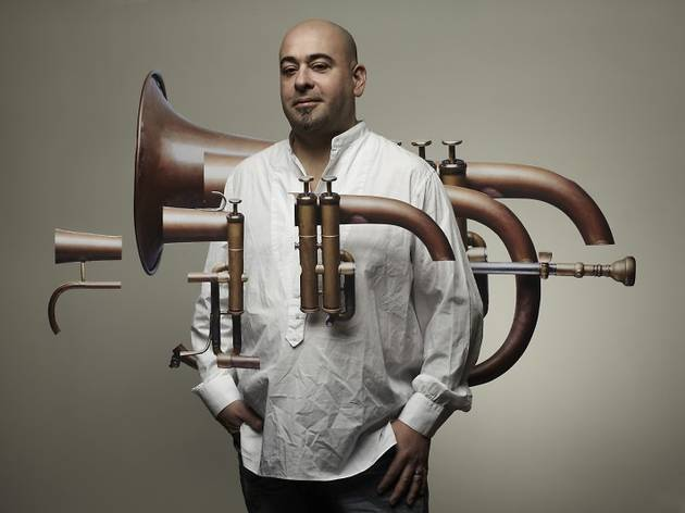 Stéphane Belmondo Quartet