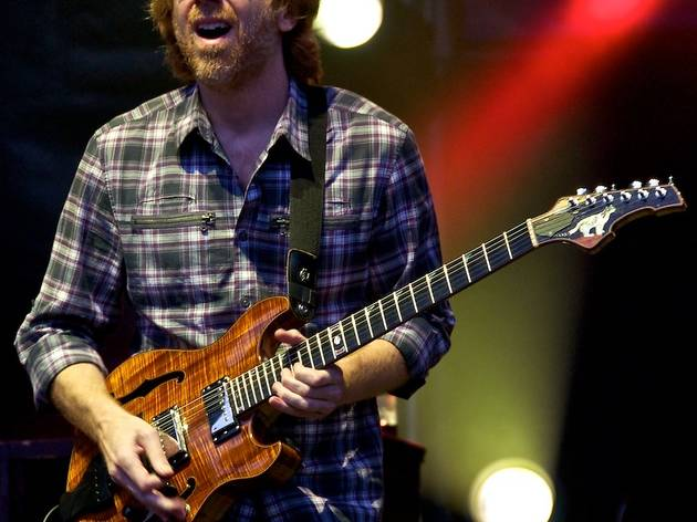 Anastasio is a real-deal guitar god.