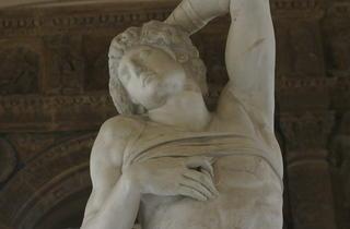 Italian & Spanish sculpture  (Denon: lower ground & ground floors. Light brown on Louvre maps.)