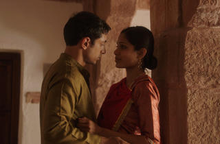 Riz Ahmed and Freida Pinto in Trishna