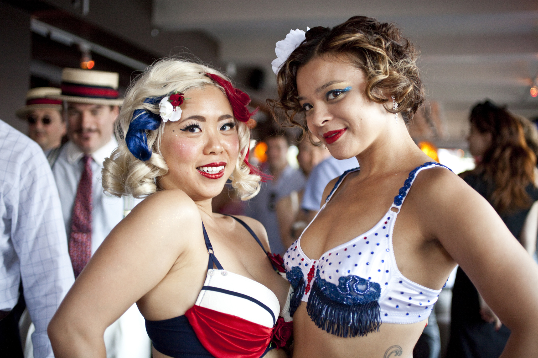 Live photos: The Liberty Belle Spectacular