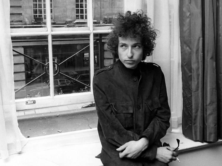"""It Must Be Santa"" by Bob Dylan"