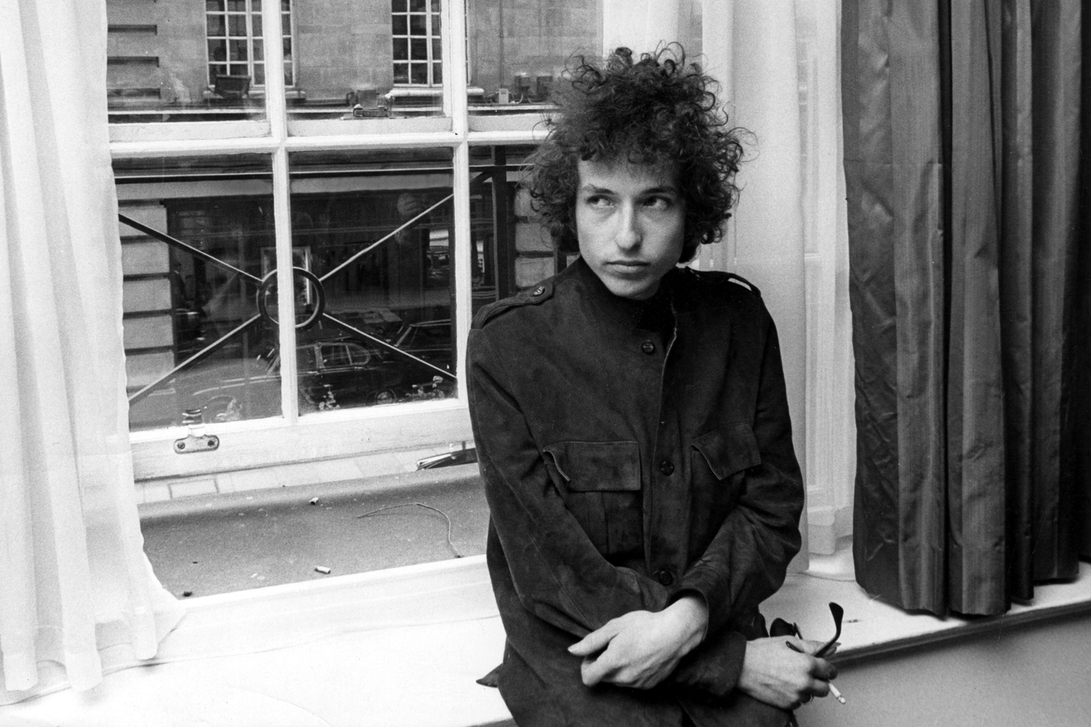 """It Must Be Santa"" by Bob Dylan"