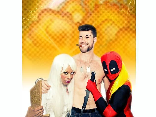 Epic Win Burlesque Presents X-Men!
