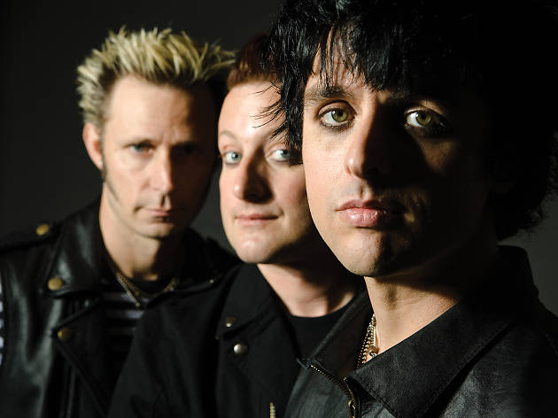 Green Day and The Interrupters