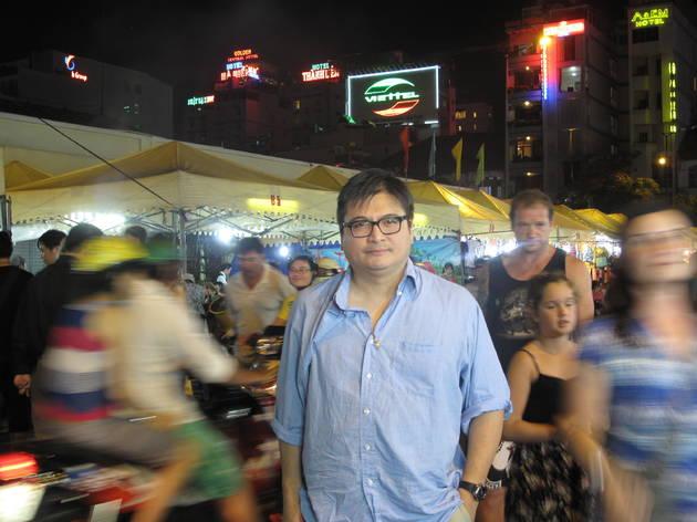 City Grit presents: Tien Ho